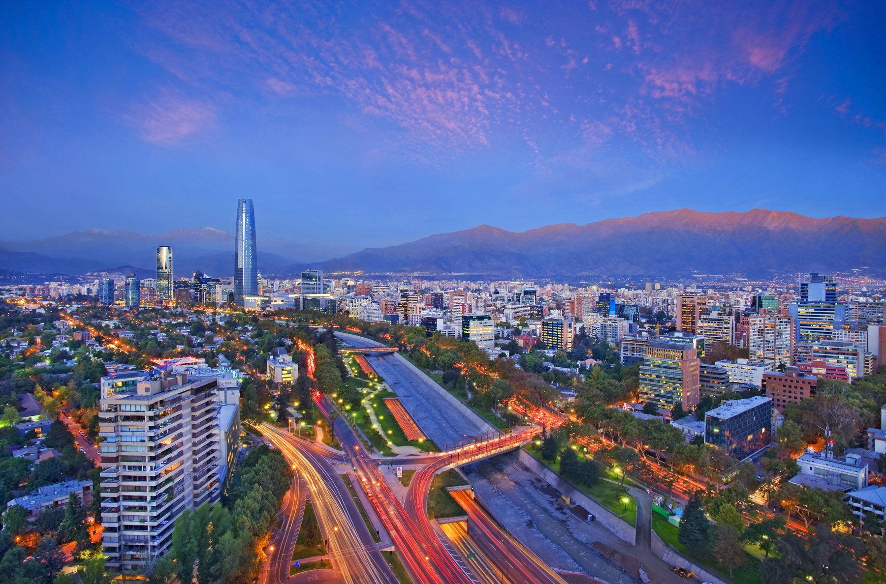 attractions in santiago de chile the times of texas