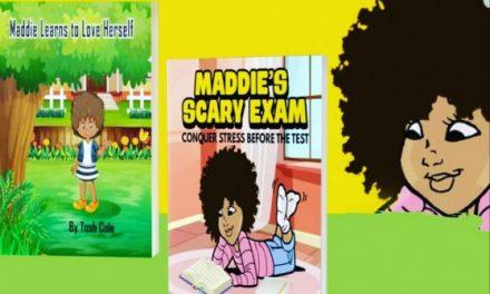 An army veteran releases the series of children's books to empower youngsters with Self-esteem and confidence